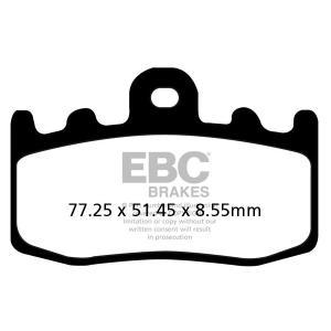 Brake pads EBC FA335HH