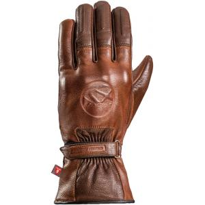 Damskie rękawice motocyklowe IXON RS Pro Randall brązowe