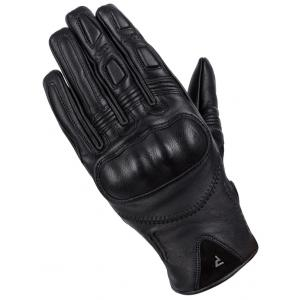 Damskie rękawice motocyklowe Rebelhorn Thug II czarne
