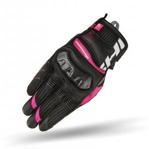 Damskie rękawice motocyklowe Shima X-Breeze 2 czarno-różowe