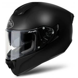 Integralny kask motocyklowy Airoh ST 501 Color czarny matowy wyprzedaż