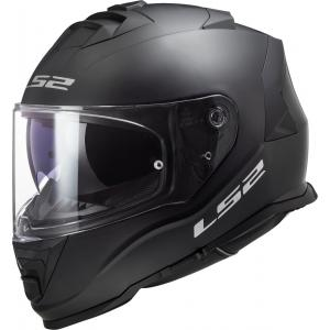 Integralny kask motocyklowy LS2 FF800 Storm Solid czarny matowy