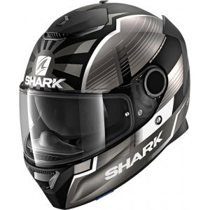 Integralny kask motocyklowy SHARK SPARTAN 1.2 Zarco Malaysia GP Mat czarno-srebrno-antracytowy wyprzedaż