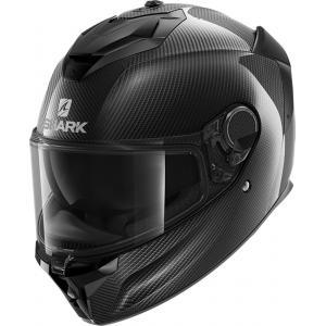 Integralny kask motocyklowy SHARK SPARTAN GT Carbon Skin czarny