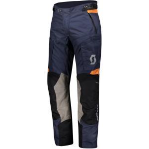 Spodnie motocyklowe SCOTT Dualraid Dryo ciemno niebieskie wyprzedaż