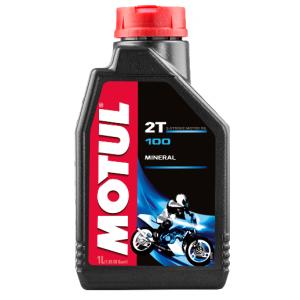 Olej Motul 100 2T 1L Motomix