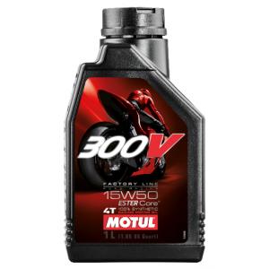 Olej Motul 300V 4T FL Road Racing 15W50 1L