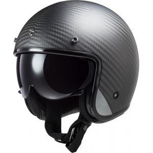 Otwarty kask motocyklowy LS2 OF601 Bob C Carbon