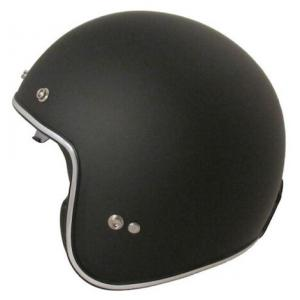 Otwarty kask motocyklowy MT LeMans 2 SV Solid czarny matowy