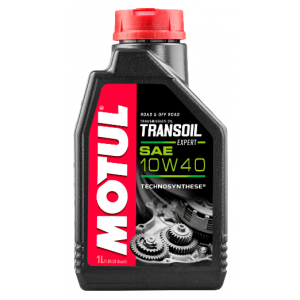 Olej przekładniowy 10W40 1L Motul Transoil