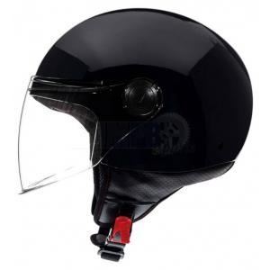 Otwarty kask motocyklowy MT Street czarny