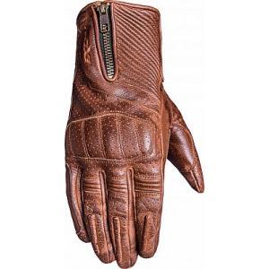 Rękawice motocyklowe IXON RS Rocker brązowe