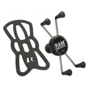 """Univerzální držák RAM Mounts X-Grip pro velké telefony s 1"""" kulovým čepem"""