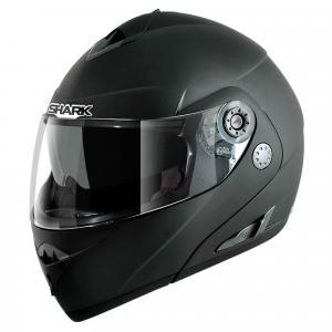 Szczękowy kask motocyklowy SHARK OpenLine Prime czarny matowy wyprzedaż