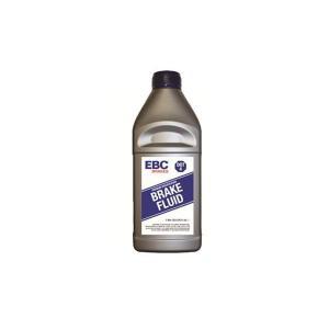 Brake fluid EBC Dot 4 BF004(250ml) 250 ml