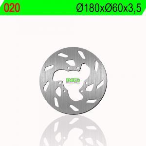 Brake disc NG 20