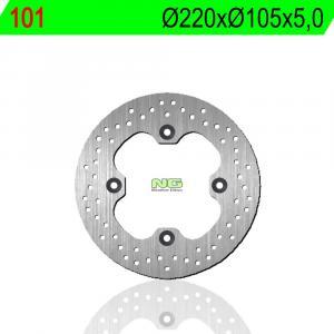 Brake disc NG 101