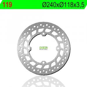 Brake disc NG 119