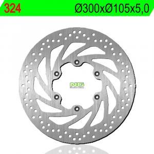 Brake disc NG 324