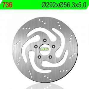 Brake disc NG 736