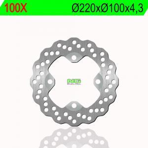 Brake disc NG 100X