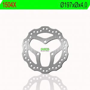 Brake disc NG 1504X