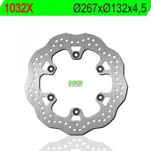 Brake disc NG 1032X