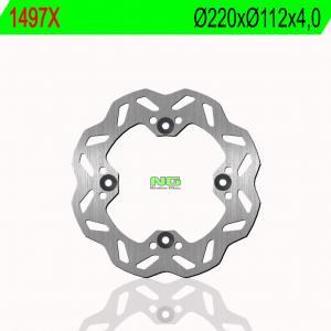 Brake disc NG 1497X