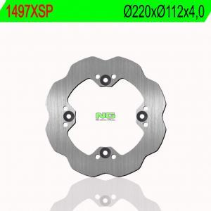 Brake disc NG 1497XSP