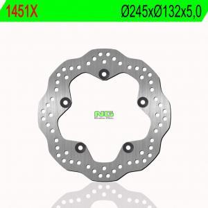 Brake disc NG 1451X