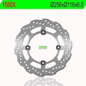 Brake disc NG 1550X