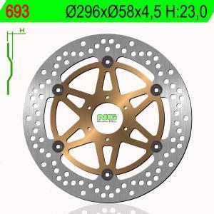 Brake disc NG 693