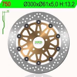Brake disc NG 750