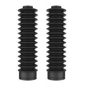 Fork boots POLISPORT 215x28 mm black