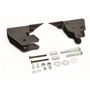 Lever mounting system POLISPORT MX ROCKS - sold separately black