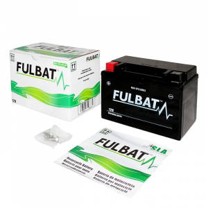 Maintenance free battery FULBAT FT9B-4 (YT9B-4)