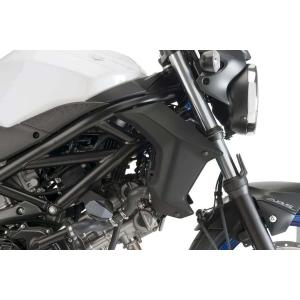 Radiator side panels PUIG 8564C carbon look stickers included