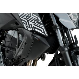 Radiator side panels PUIG 9371J matt black