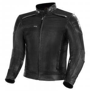 Skórzana kurtka motocyklowa Shima Blake czarna