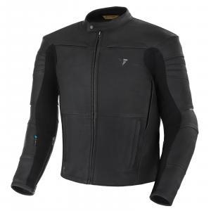 Skórzana kurtka motocyklowa Shima Shadow czarna