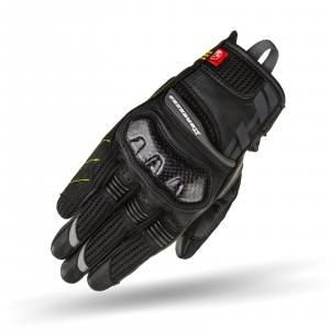 Damskie rękawice motocyklowe Shima X-Breeze 2 czarno-szare