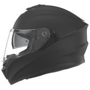 Integralny kask motocyklowy NOX N918 czarny matowy