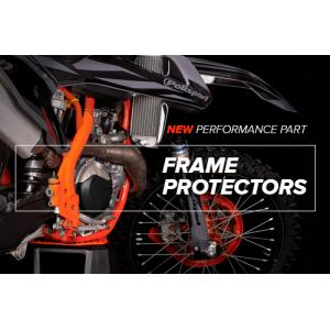 Frame protector POLISPORT PERFORMANCE Black