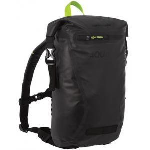 Wodoszczelny plecak Oxford AQUA EVO czarno-fluo żółty 12 l