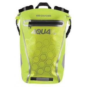 Wodoszczelny plecak Oxford AQUA V20 fluo żółty 20 l