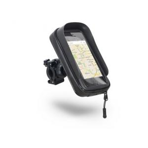 "Smartphone holder SHAD X0SG70H on handlebar 6,6"""