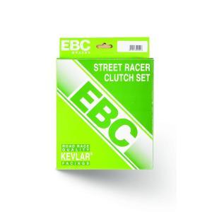 Clutch plate set EBC SRC057 Aramid