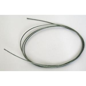 Cable wire Venhill R77/2SS 7x7 O.D. 2,0 MM (low friction) Stainless Steel