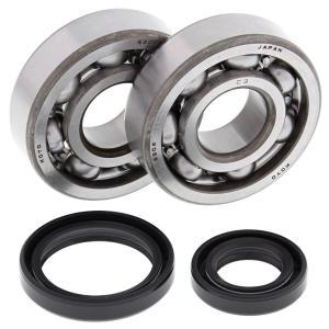 Crankshaft bearing and seal kit All Balls Racing CB24-1014