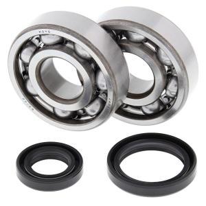 Crankshaft bearing and seal kit All Balls Racing CB24-1016